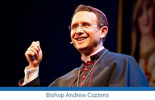 Lifeline, Bishop Andrew Cozzens